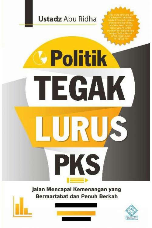 PRE-ORDER Politik Tegak Lurus (Tanpa Minimal)